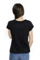 t-shirt damski Follow Black