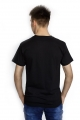 t-shirt męski Follow Black